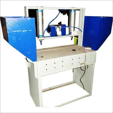 Hydraulic Cashew Nut Cutting Machine