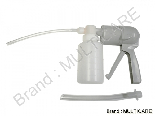 Hand Held Suction Unit