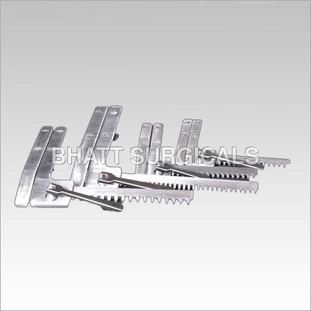 Cardic Surgery Instruments