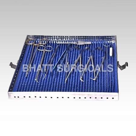 Perforated Silicone Mat