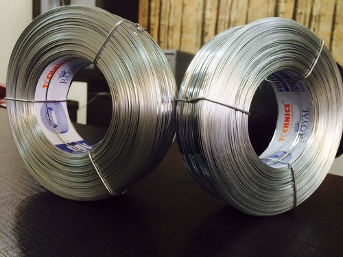 Galvanized Round Stitching Wire
