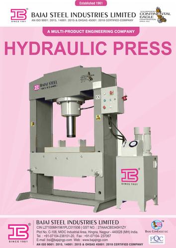 Textile Baling Press