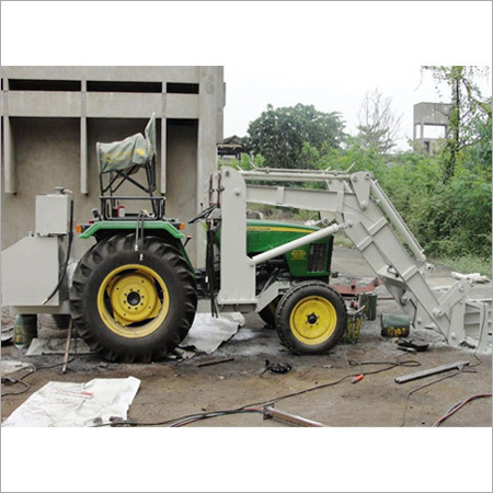 Tractor Attachments for Cotton Ginning Industry