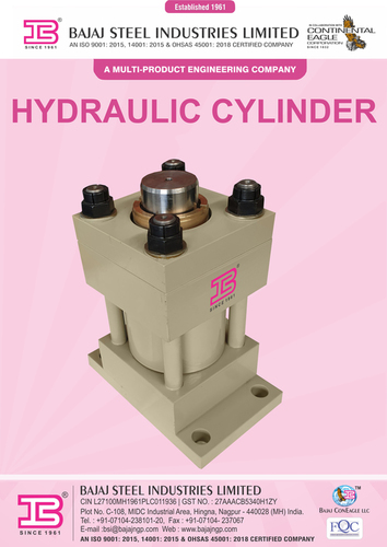 Double Acting Cylinder Assemblies