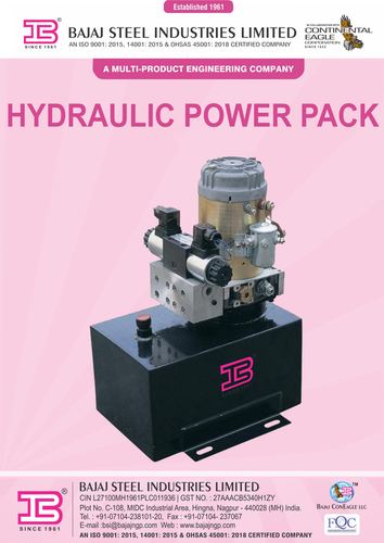Power Pack Assembly