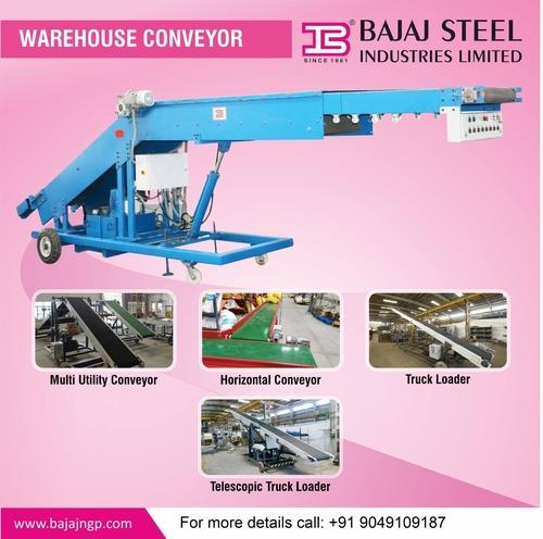 Warehouse Conveyor System