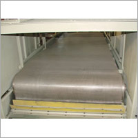 Belt Conveyor for Humidifcation System