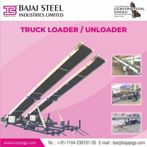 Truck Loader / Unloader Conveyor