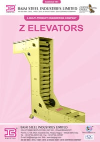 Rotary Lift- Vertical Screw Elevator