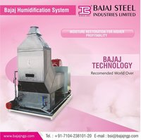 Hot Air Humidification System