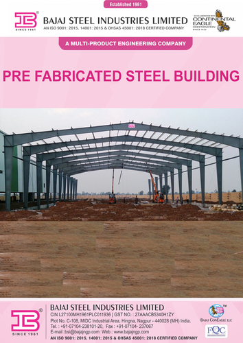 BajajSteel Buildings