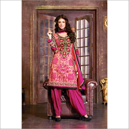 Indian Latest Cotton Salwar kameez Pakistani salwar kameez 101A