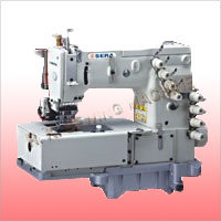 High Speed Multiple Needle Chain Stitch Machine