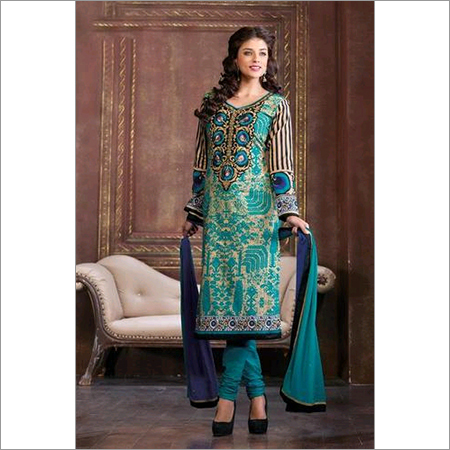 New Stylist Salwar kameez Casual Salwar kameez ladies suit 101B