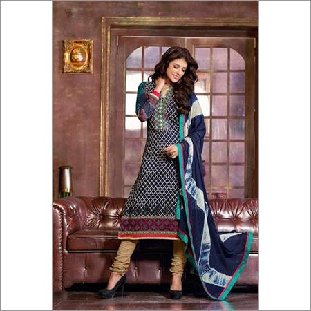 Gorgeous Multicolor salwar kameez summer salwar kameez 103B