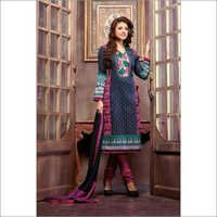 Indian Latest Cotton Salwar kameez multicolor salwar kameez 108A