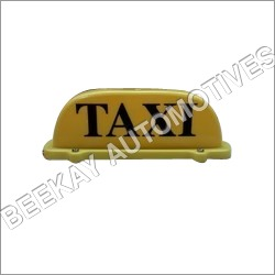TAXI TOP LIGHT