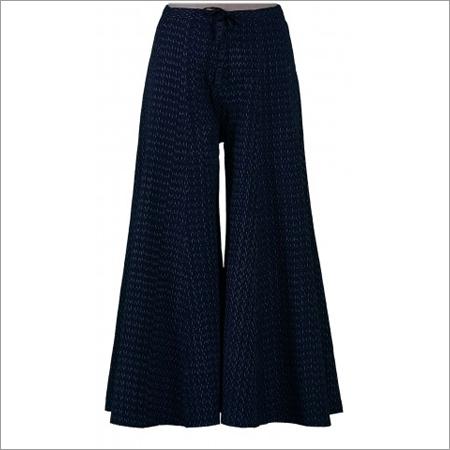 Black Palazzos Pants