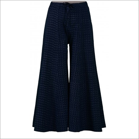 Black Palazzos Pants