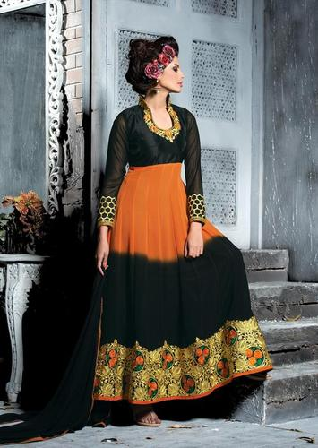 Indian Latest Georgette Salwar kameez Pakistani salwar kameez 13005