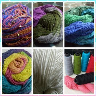 Silk Waste Yarn