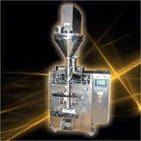 Auger Filler Collar FFS Machine with Belt Pulling