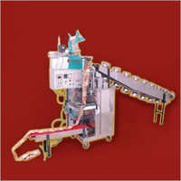 Bucket Conveyor Semi-Pneumatic FFS Machine