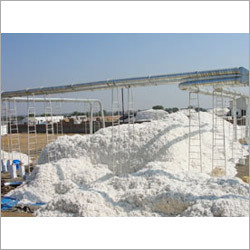 Seed Cotton Suction From Cotton Storage