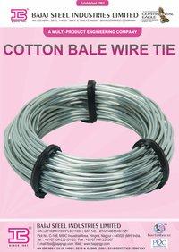 Cotton Bale Wire Tie