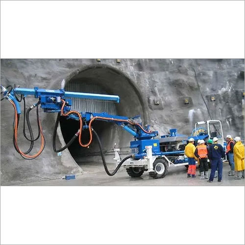 CONCRETE/SHOTCRETE MACHINE SPARES