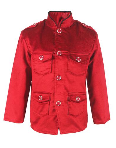 Multi Pocket Coat