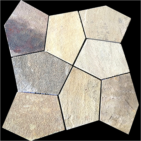 Hexagon Paving Stone