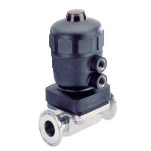 Process control valve