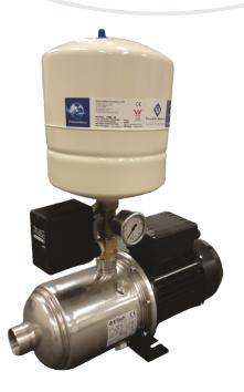 Stainless Steel Pressure Pumps