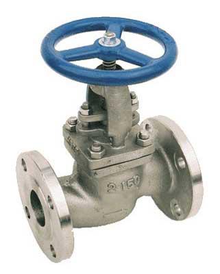 Industrial control valve