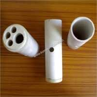 Ceramic Muffle Tube