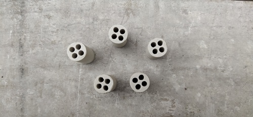 Ceramic sleeves of Four Hole