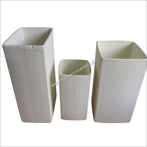 Ceramic rectangular Muffles