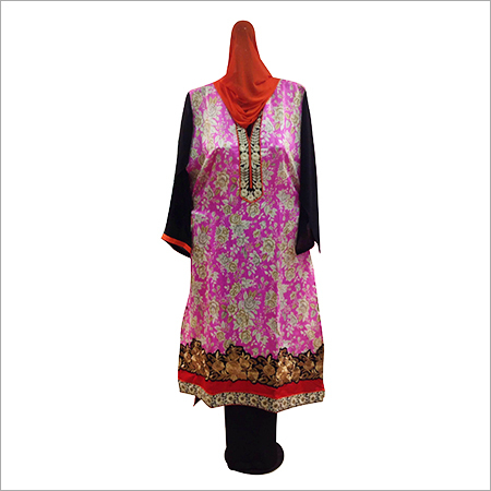 Fancy Cotton Kurtis