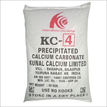 Calcium Carbonate For Plastics