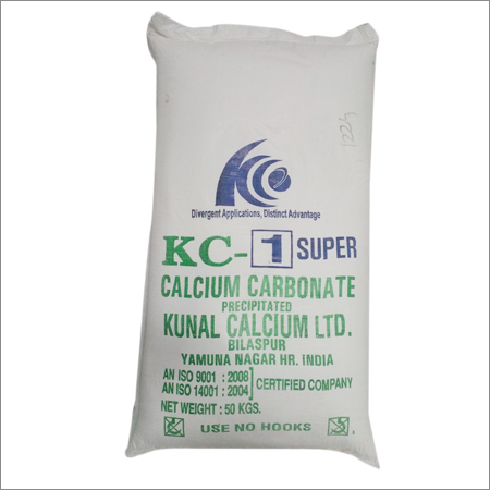 Calcium Carbonate For Pharmaceutical