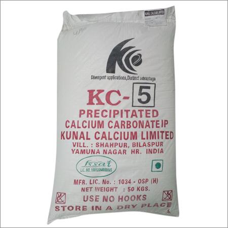 Calcium Carbonate For Toothpaste