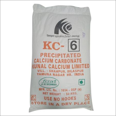 Calcium Carbonate For Food