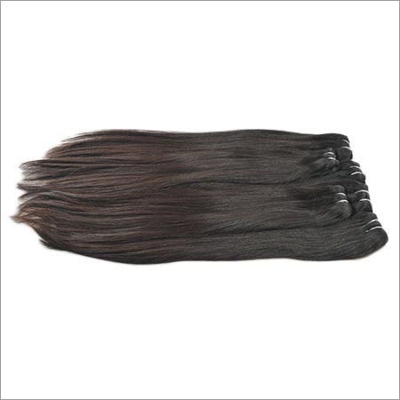 Straight Virgin Indian Hair