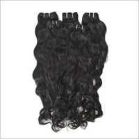Virgin Indian Wavy Hair Extension