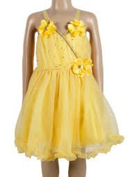 Yellow Frock