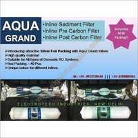 Aqua Grand Inline Filter