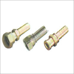 Hose Nut Crimping Types
