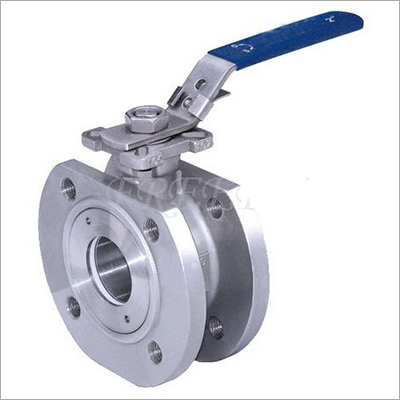 Thin Type Ball Valve With Mounting Pad