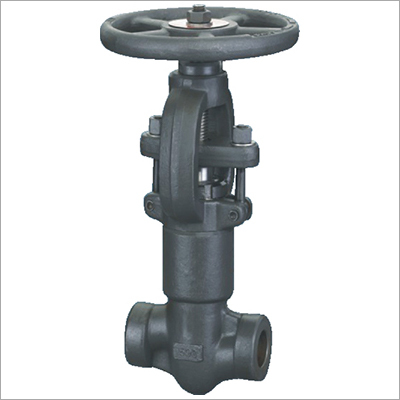 Forged Pressure Seal Globe Valve